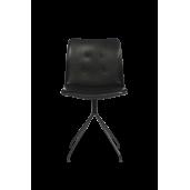 BENT HANSEN PRIMUM CHAIR - stol / sort fast stel uden armlæn