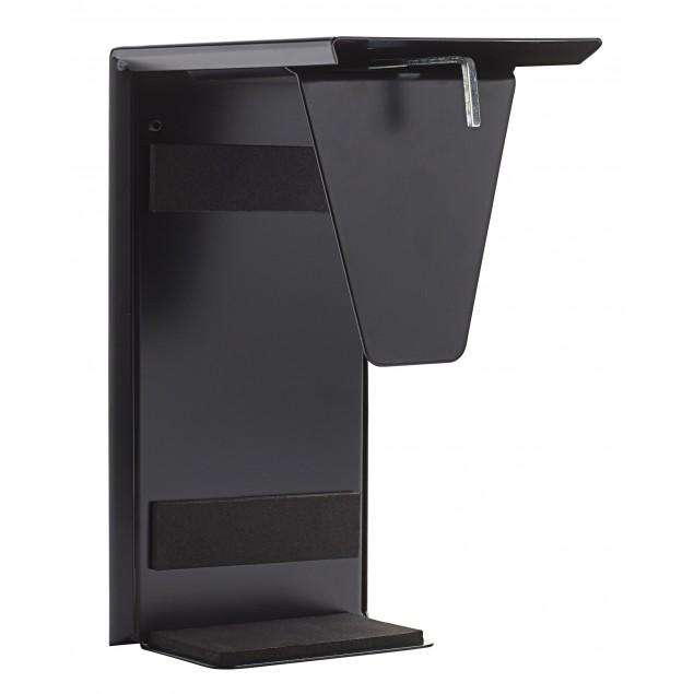 Cpu holder til bord. Få din PC væk fra bordet. Sort