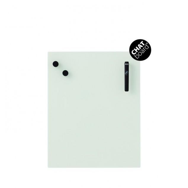 Chat Board Classic Magnetisk Glastavle - Lily 36