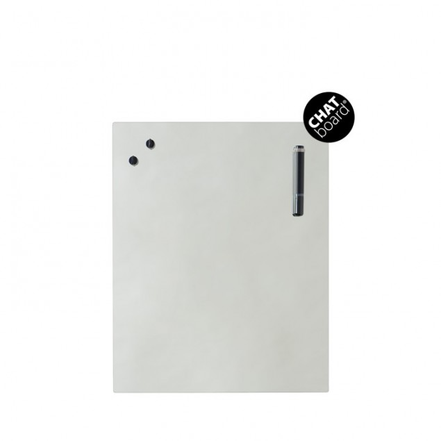 Chat Board Classic Magnetisk Glastavle - Mirror 20 (spejl)