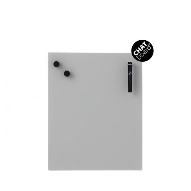 Chat Board Classic Magnetisk Glastavle - Sand 31