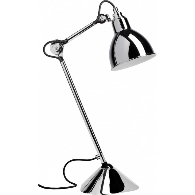 Lampe Gras NO205 bordlampe, krom-krom