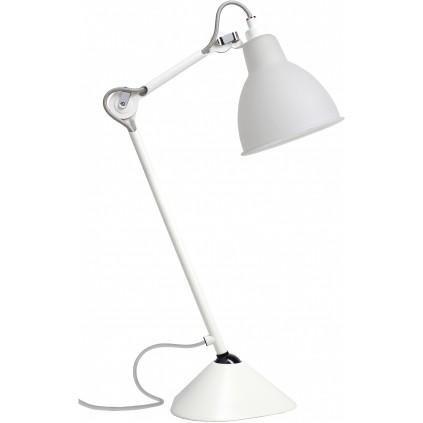 Lampe Gras NO205 bordlampe, hvid-glas