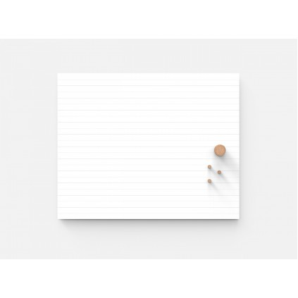 Air lines Whiteboard 2490 x 1190 mm