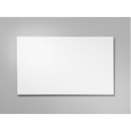 Akustik Whiteboard med aluminiumsramme 1508 x 1205 mm