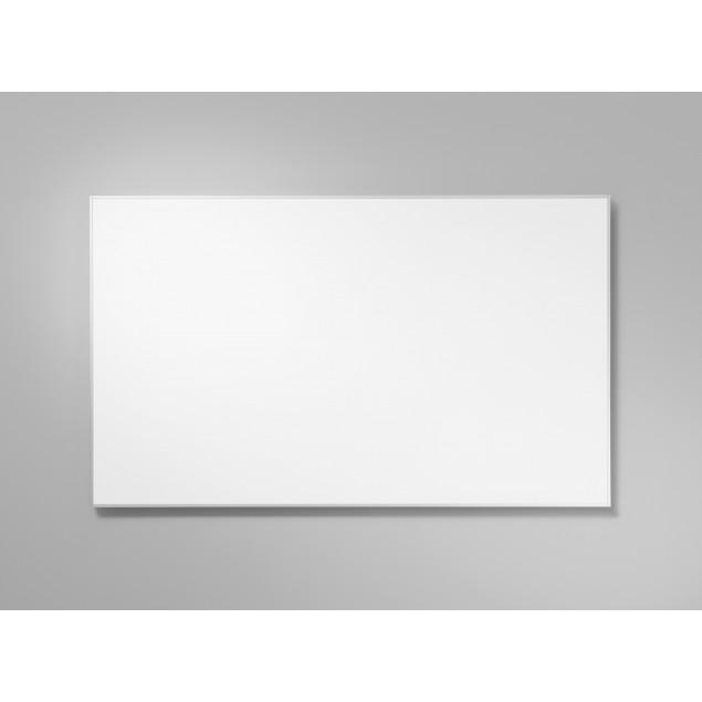 Akustik Whiteboard med aluminiumsramme 2008 x 1205 mm