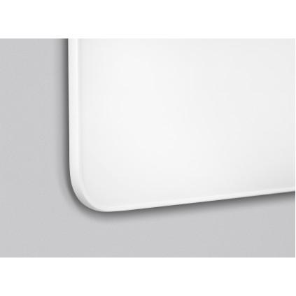 Edge Whiteboard, hvid kantliste 1495 x 1195 mm