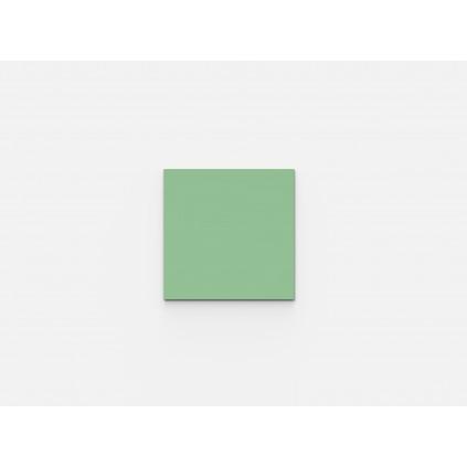 Mood Glastavle magnetisk 750 x 750 mm. Vælg mellem 24 farver.