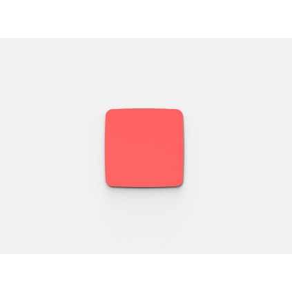 Glastavle Mood Flow, magnetisk 300 x 300 mm. vælg mellem 24 flotte farver