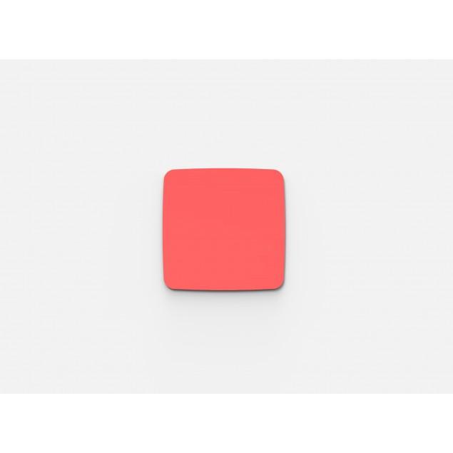Glastavle Mood Flow, magnetisk 500 x 500 mm. vælg mellem 24 flotte farver