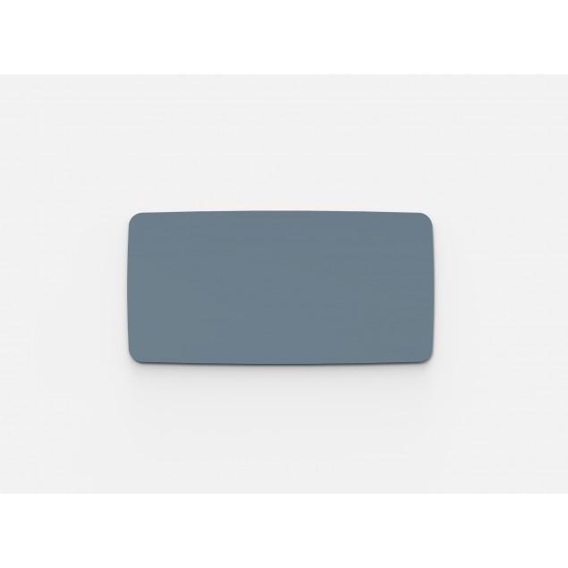 Glastavle Mood Flow, magnetisk 1250 x 1000 mm. vælg mellem 24 flotte farver