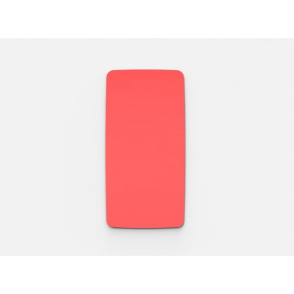 Glastavle Mood Flow, magnetisk 1000 x 1250 mm. vælg mellem 24 flotte farver