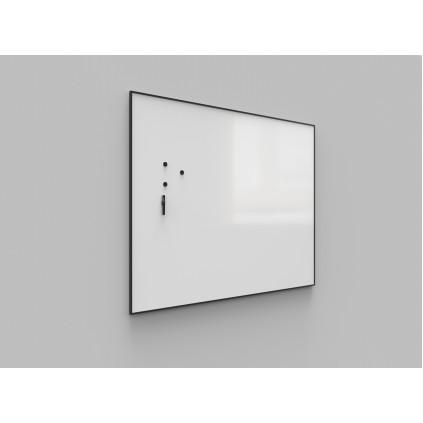 ONE whiteboard sort ramme 2007 x 1207 mm