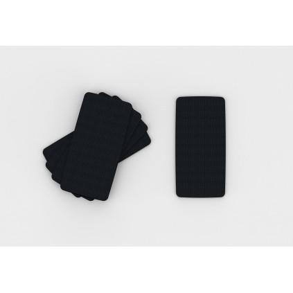 Filt (microfiber) til tavlevisker (5-pak)