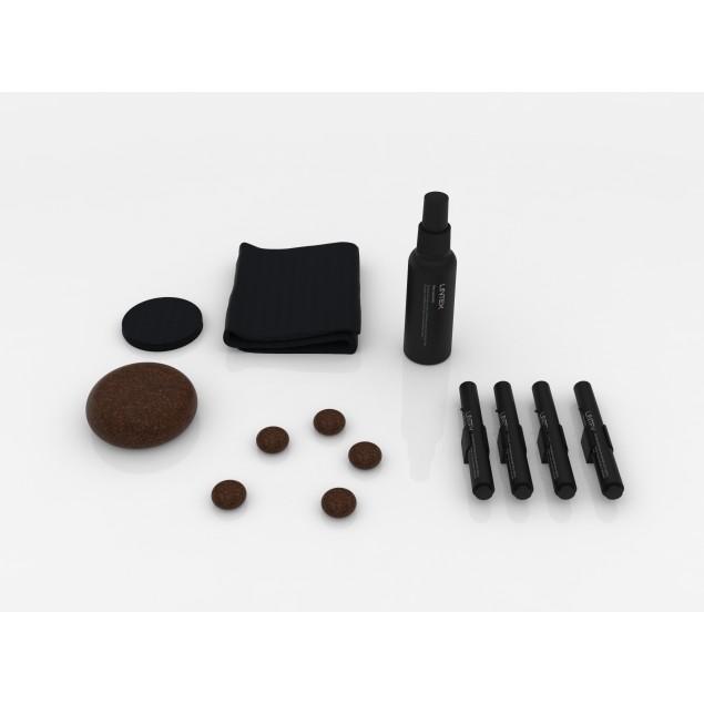 Startsæt Kork mørk, ekstra stærke magneter