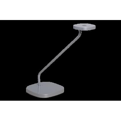 LUXO Trace LED bordlampe med bordfod. Grå.