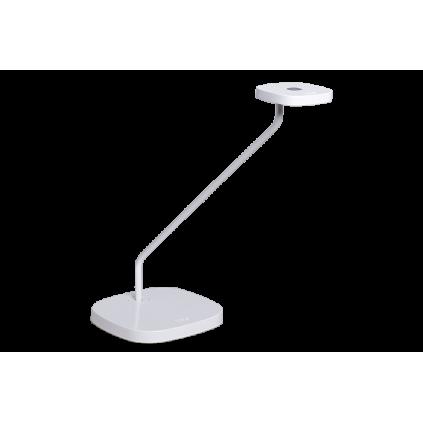 LUXO Trace LED bordlampe med bordfod. Hvid.