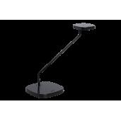 LUXO Trace LED bordlampe med bordfod. Sort.