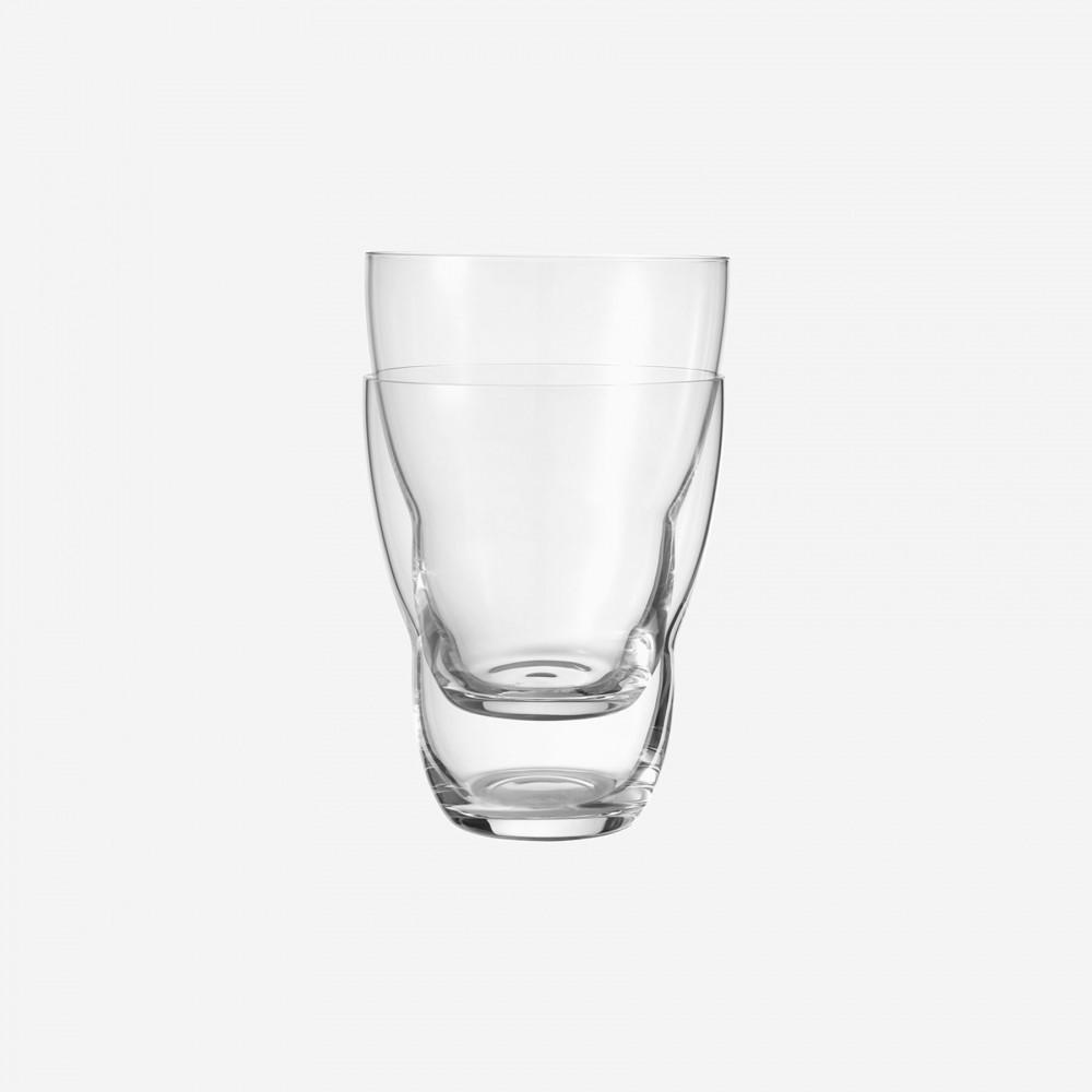 VIPP242 Glas 33 CL pakke med 2 stk