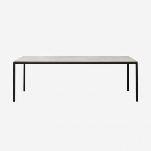 VIPP 971 VIPP  kantinebord medium 200x95 cm med keramikplade