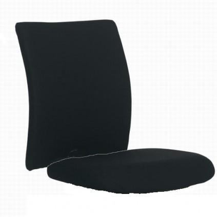 Betræk til HÅG H04 4100. Fame stof til sæde og ryg. Flere farver.