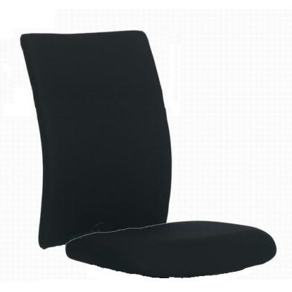 Betræk til HÅG H04 4400. Fame stof til sæde og ryg. Flere farver.