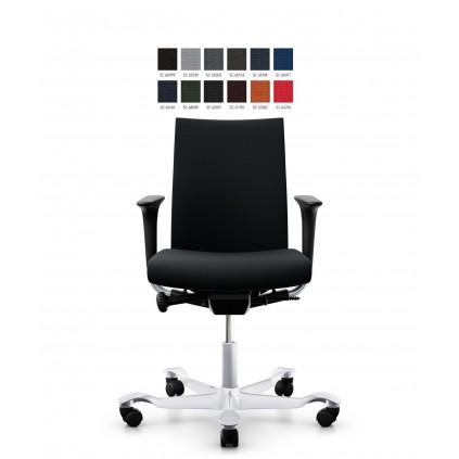 HÅG Creed 6004 kontorstol, select betræk og medium fuldpolstret ryg.