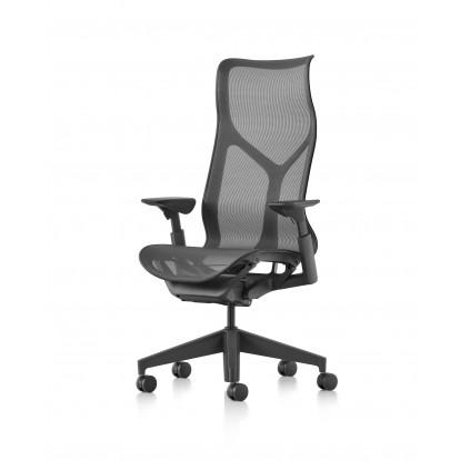 Herman Miller Cosm kontorstol. Med høj ryg
